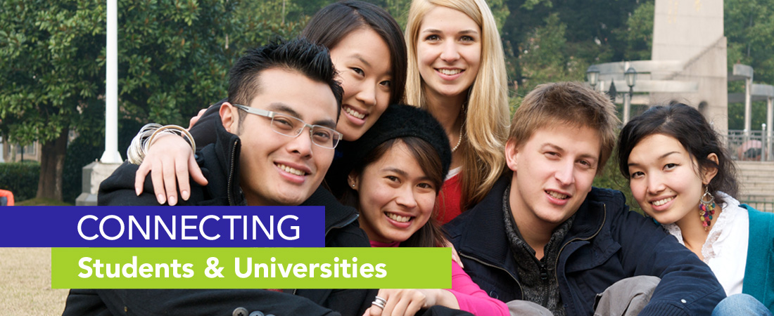Connecting Students & Universities
