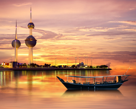 Kuwait-City, Kuwait