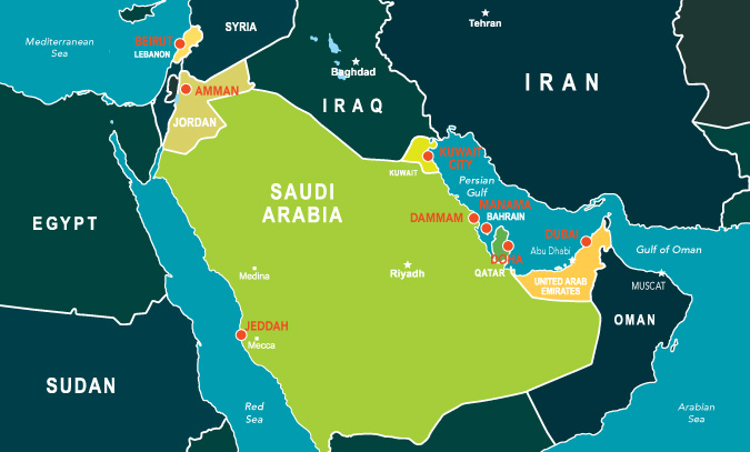Middle East Tour – Fall 2019 | U.S. Educational Group on